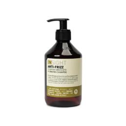 Insight Anti Frizz, szampon głęboko nawilżający do włosów suchych i kręconych. Pojemność 400ml.