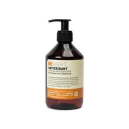 InSight Antioxidant, szampon odmładzający do włosów narażonych na zanieczyszczenia, stres oraz warunki pogody. Pojemność 400ml.