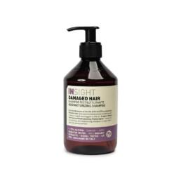 Insight Damaged Hair, szampon do włosów zniszczonych o działaniu regenerującym i odżywczym. Pojemność 400ml.