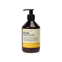 InSight Dry Hair, odżywka do suchych i łamliwych włosów o działaniu odżywczym i odbudowującym. Pojemność 400ml.