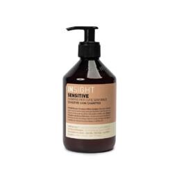 InSight Sensitive, delikatny szampon dla osób z wrażliwą lub alergiczną skórą głowy, także dzieci. 400ml.