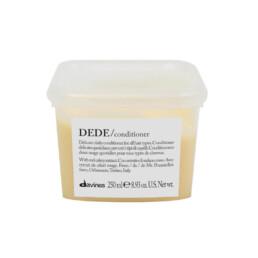 Davines Dede, delikatna odżywka do włosów cienkich i wiotkich o działaniu nawilżającym i wzmacniającym. Pojemność 250ml.