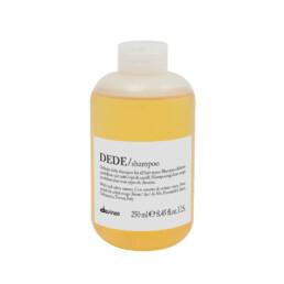 Davines Dede, delikatny szampon do częstego stosowania o działaniu nawilżającym i wzmacniającym. Pojemność 250ml.