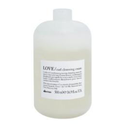Davines Love Curl, oczyszczający i odżywczy krem do włosów kręconych i falowanych. Szampon i odżywka w jednym. Pojemność 500ml.