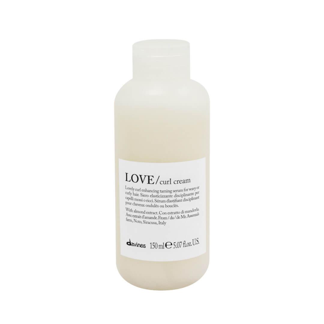 Davines Love Curl, serum uelastyczniające i definiujące skręt do włosów kręconych i falowanych. Pojemność 150ml.