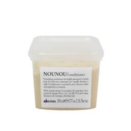 Davines Nounou, odżywka zapewniająca wzmocnienie i odbudowę do włosów suchych i zniszczonych. Pojemność 250ml.