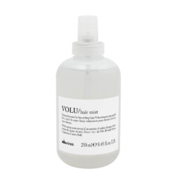 Davines Volu Hair Mist, dodająca objętości mgiełka do włosów cienkich i wiotkich. Pojemność 250ml.
