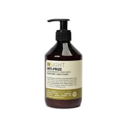 Insight Anti Frizz, intensywnie nawilżająca odżywka do włosów suchych, kręconych i puszących się. Pojemność 900ml.