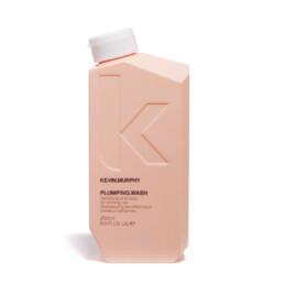 Kevin Murphy Plumping Wash stymulujący wzrost włosów szampon do pielęgnacji cienkich i wypadających włosów. Pojemność 250ml
