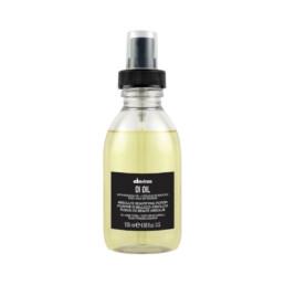 Davines OI Oil, odżywczy olejek do włosów, ułatwiający rozczesywanie i eliminujący puszenie się włosów. Pojemność 135ml.